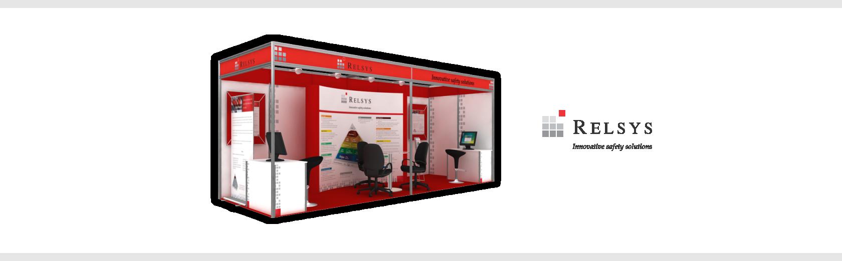 Exhibition Stall Png : Logo design kiosk exhibition stall